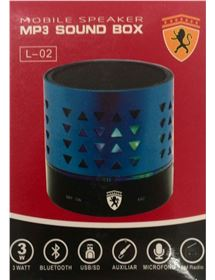 ALTAVOZ MINI L05 3W BLUETOOTH USB
