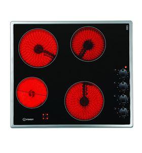 INDESIT VRM640MIX PLACA VITROCERAMICA 4 FUEGOS - VRM640MIX
