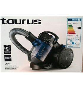 TAURUS SMART ASPIRADOR SIN BOLSA 1000 W - SMART