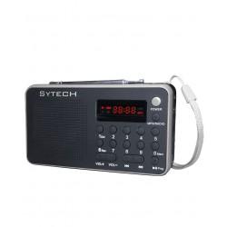 SYTECH SY1638P RADIO FM PLL,PLATA ,USB,