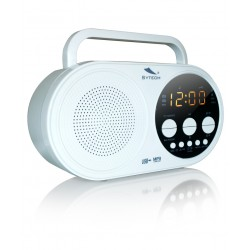 SYTECH SY1655B RADIO DIGITAL PORTATIL AM