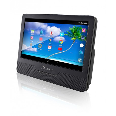 SYTECH SYZ4900 DVD PORTATIL HIBRIDO, TABLET 9""