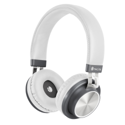 NGS ARTICAPATROLWHITE AURICULAR Bluetooth: V 4.2. ALCANCE HASTA 10 m. TIEMPO DE MÚSICA HASTA HASTA 5 h
