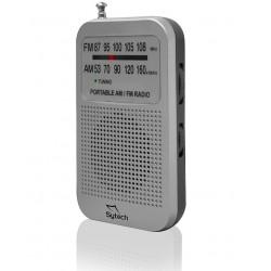 SYTECH SY1661PL RADIO DE BOLSILLO AM-FM,